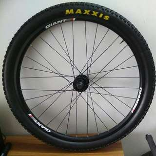 2pcs. Maxxis Tires ONLY 26x2.1