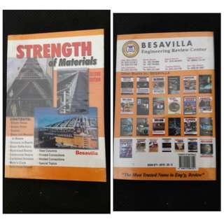 Strength of Materials 2nd Edition by Besavilla