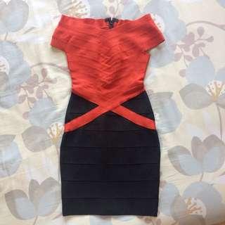 Herve Leger dress