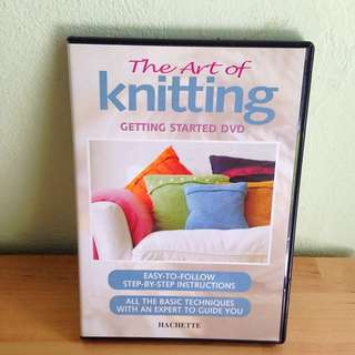 The Art Of Knitting Dvd