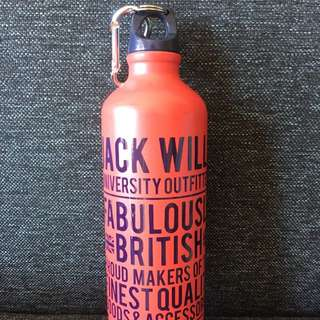 Jack Wills Water Bottle