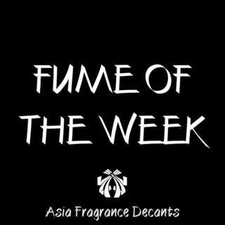 Fume of the Week