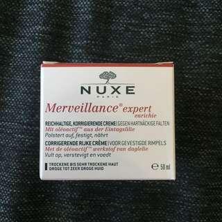 Nuxe Merveillance Face Cream