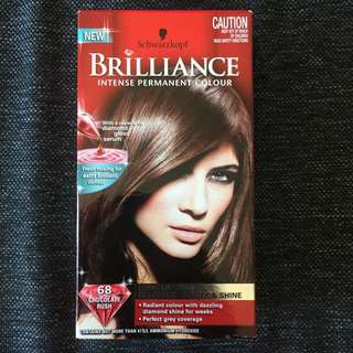 Schwarzkopf Chocolate Rush Hair Colour