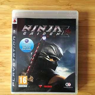 PS3 Ninja Gaiden 2