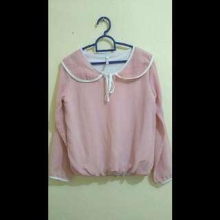 Longsleve Pink