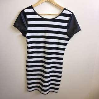 Valley girl Striped Dress