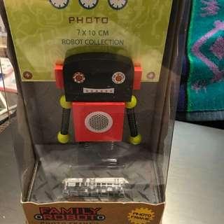 電路板機器人相框
