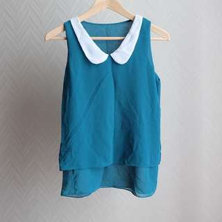 Tosca Top Double Layer