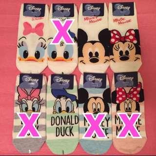 🎀迪士尼超Q襪子💜