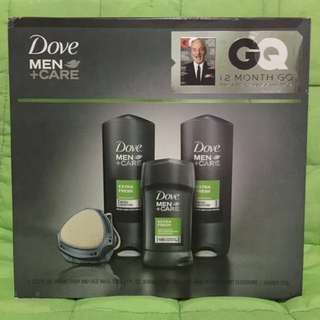 Dove Men+Care Set
