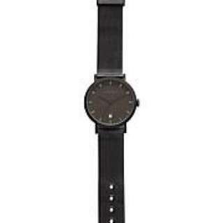 Witchery Black Mesh Watch