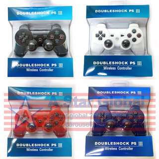 Brand New PS3 DOUBLESHOCK 3 Wireless Controller