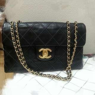 Chanel 黑色 25cm