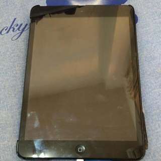 iPad Mini 16g wifi版黑色