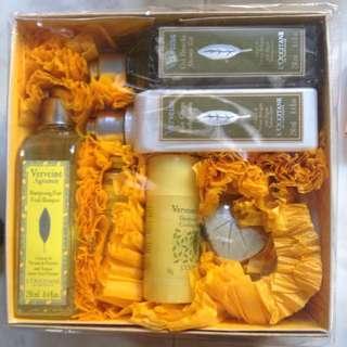 Loccitane Deodoran, Shampoo, Shower Gel, Lotion, Hand Cream