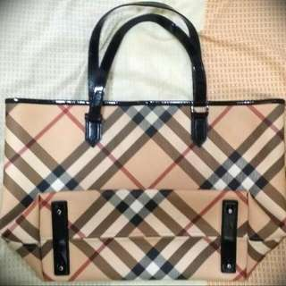 BURBERRY Tote Bag LARGE