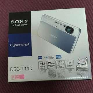 Sony DSC-T110超廣角相機