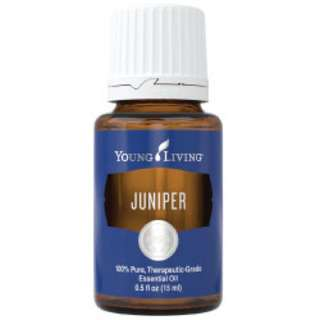 Authentic Young Living Juniper Essential Oil