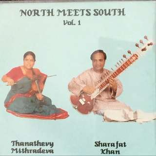 Audio cd North Meets South V-1