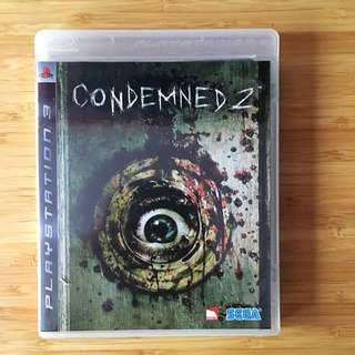 PS3 Condemned 2