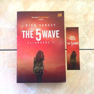 "(Novel) ""The 5th Wave"""