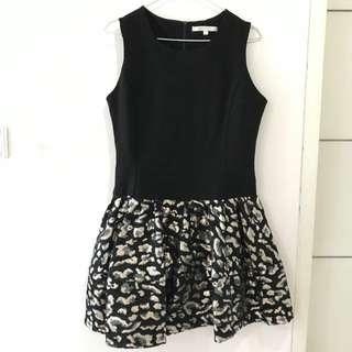 Marc Jacobs Blackgold Dress