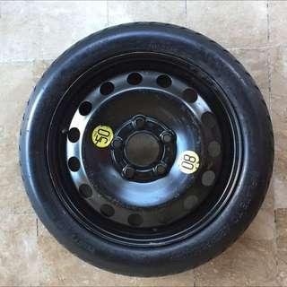BMW Donut Tire