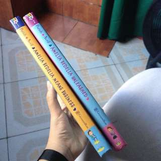 Amelia Bedelia books (hardbound)
