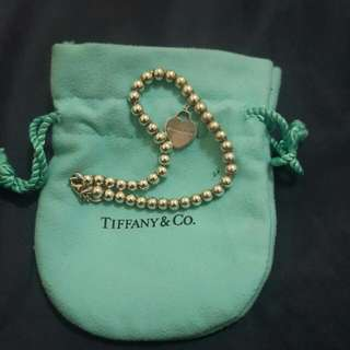 Tiffany And Co Heart Bracelet