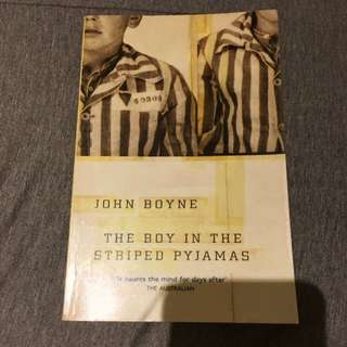 """The Boy in the Striped Pyjamas"" Novel"