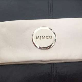 Mimco Cream Wallet