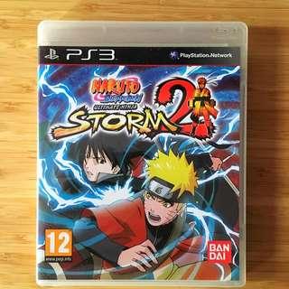 PS3 Naruto Storm 2