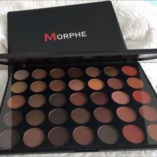 Morphe 350 Nature glow Eyeshadow