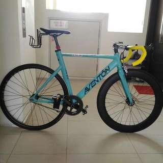 Aventon No Parting Mataro Fixie Fixed Gear Full Bike No Parting