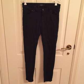 Neuw Black Skinny Jeans Size 28:30