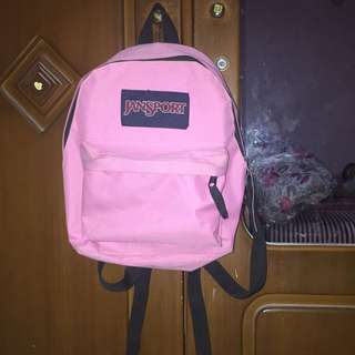 Jansport Backpack / Tas Jansport Pink