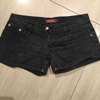 Black Maong Short