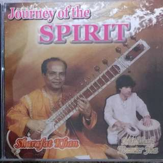 Audio cd Journy Of The Spirit
