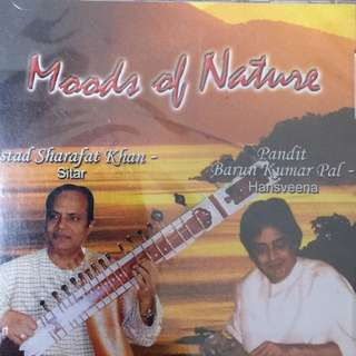 Audio Cd Moods Of Nature