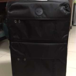 "Pilot 839 Soft Case Luggage 24"" (Black)"