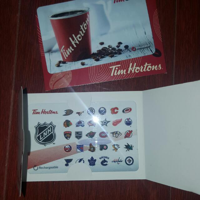 $200 Tim Hortons Gift Card