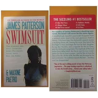 Swimsuit by James Patterson