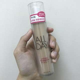 All day粉底液