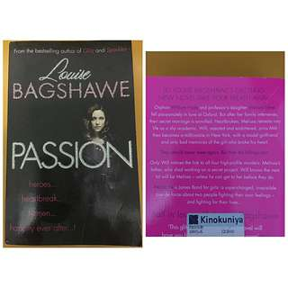 Passion by Louise Bagshawe