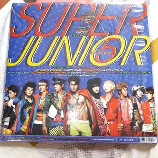 Super Junior Mr. Simple