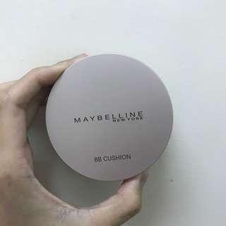 Maybelline 純淨礦物水凝BB氣墊粉餅