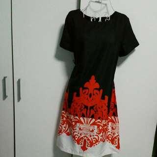 Little Matchgirl Dress
