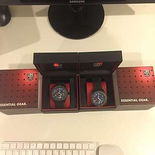 2 Units Of Luminox 5020 For Only $560