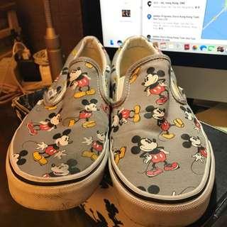 Mickeymous VANS